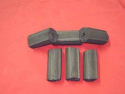 BBQ charcoal stick