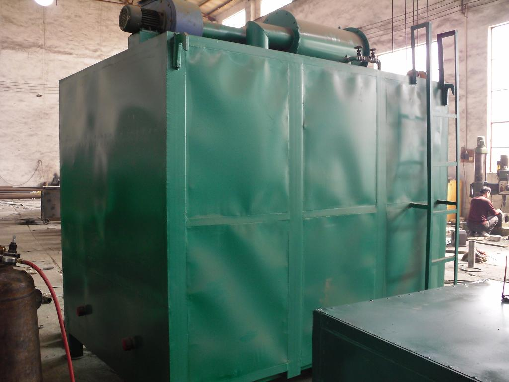 charcoal machine furnace